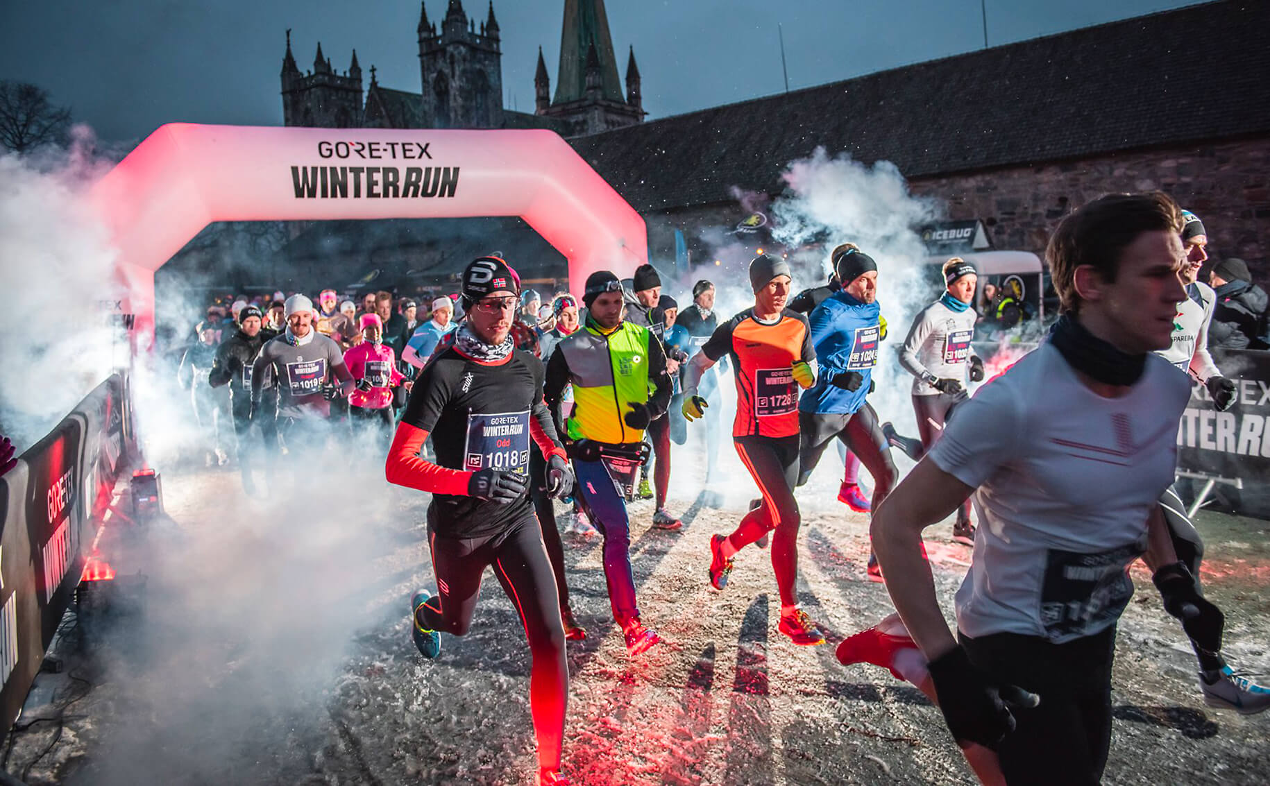 GORE-TEX® Winter Run 2020 Helsinki